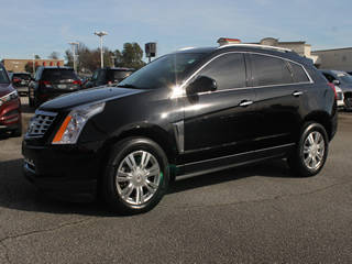 2016 CADILLAC SRX  front Veiw in Greenville, Greer, Spartanburg, Anderson, Easley, Simpsonville, Greenwood, Newberry SC and Asheville NC. Selling New Hyundai Cars and Used Cars and Trucks