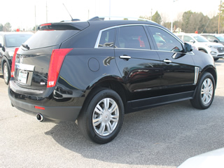 2016 CADILLAC SRX LUXURY Rear Veiw in Greenville, Greer, Spartanburg, Anderson, Easley, Simpsonville, Greenwood, Newberry SC and Asheville NC. Selling New Hyundai Cars and Used Cars and Trucks