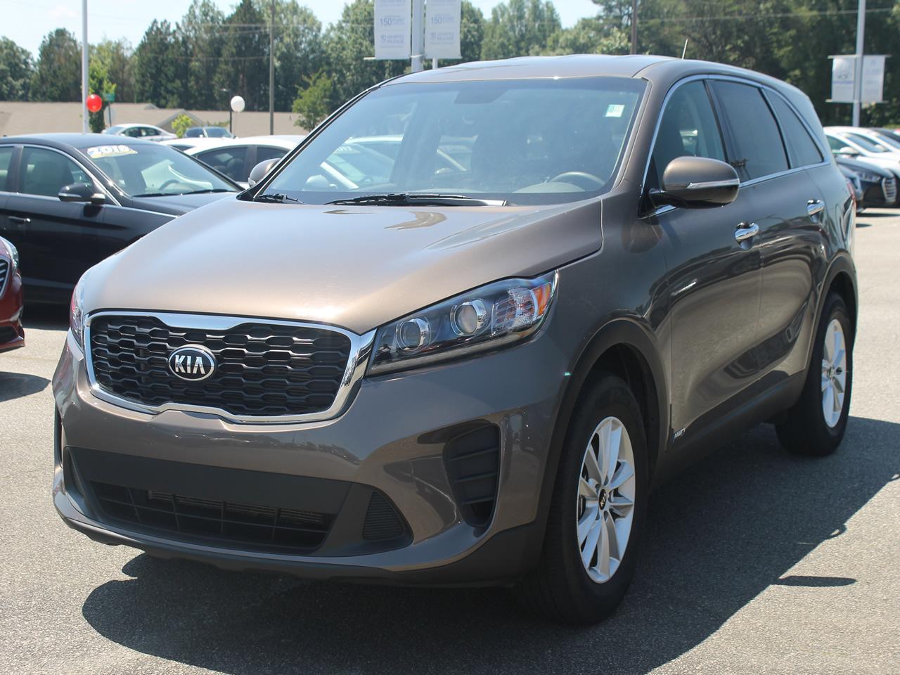Dick Smith Hyundai >> USED 2019 KIA SORENTO LX AWD VIN 5XYPGDA51KG487296 - Hyundai in Greenville | Hyundai Anderson ...