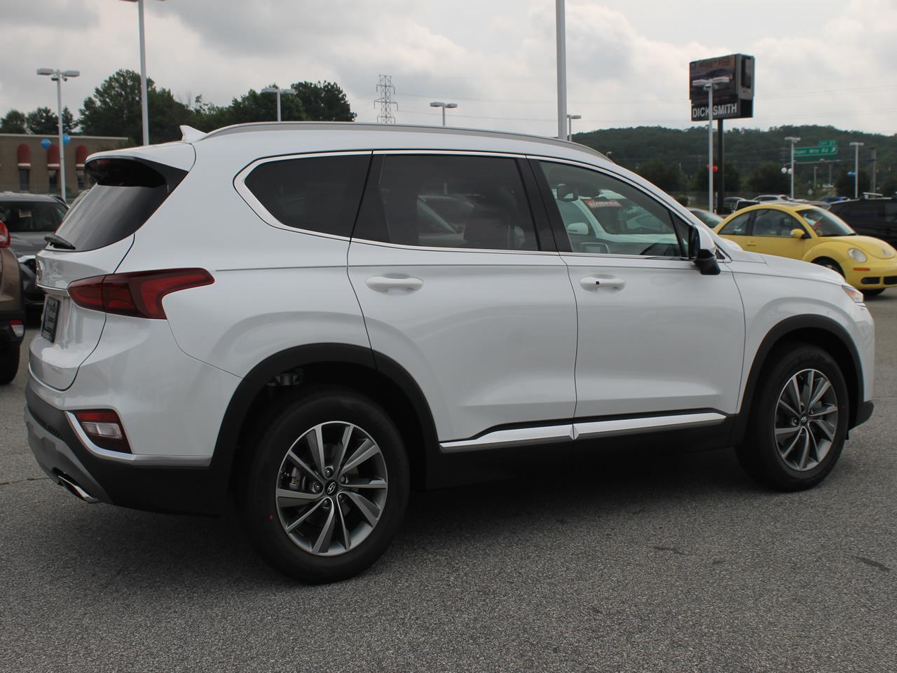 Dick Smith Hyundai >> NEW 2019 HYUNDAI SANTA FE SEL PLUS 2.4 VIN 5NMS33ADXKH008970 - Hyundai in Greenville | Hyundai ...