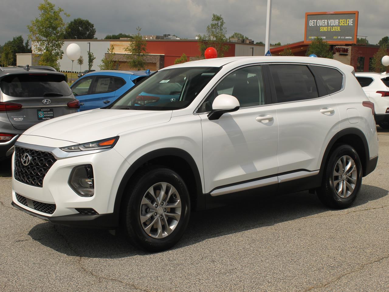 Dick Smith Hyundai >> NEW 2019 HYUNDAI SANTA FE SE 2.4 VIN 5NMS23AD1KH013364 - Hyundai in Greenville | Hyundai ...
