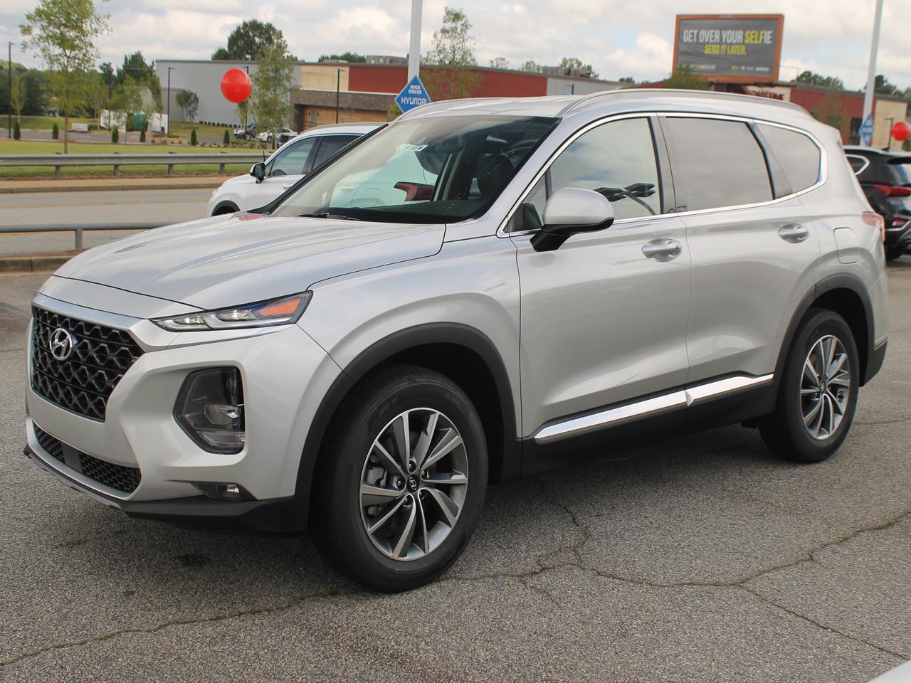 Dick Smith Hyundai >> NEW 2019 HYUNDAI SANTA FE SEL PLUS 2.4 VIN 5NMS33AD9KH031673 - Hyundai in Greenville | Hyundai ...