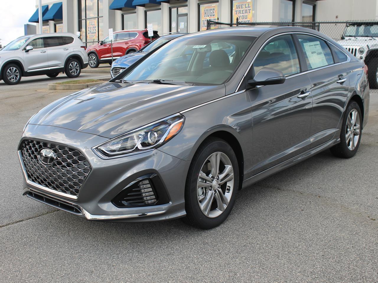 Dick Smith Hyundai >> NEW 2019 HYUNDAI SONATA SEL VIN 5NPE34AF6KH737667 - Hyundai in Greenville | Hyundai Anderson ...