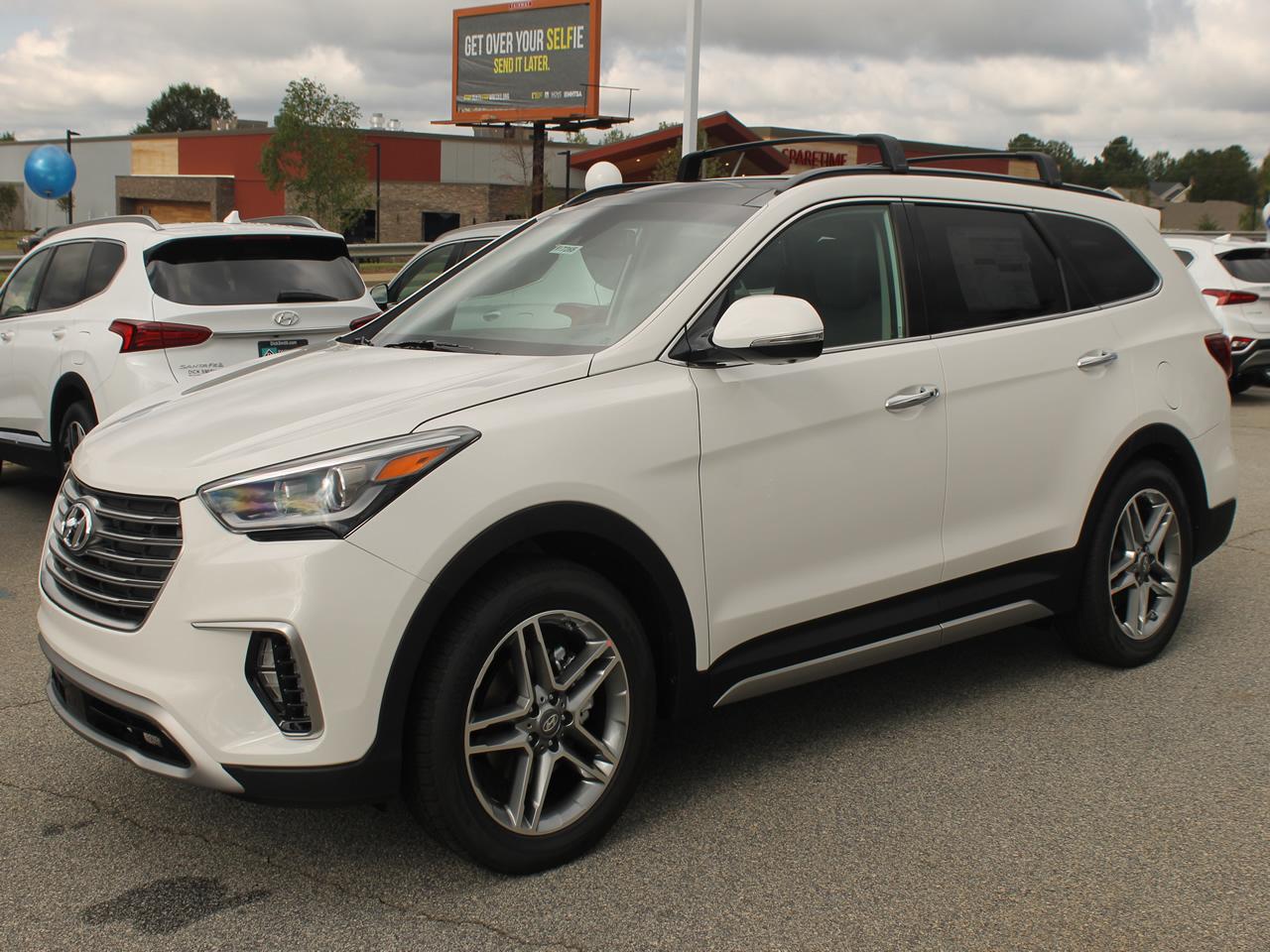 Dick Smith Hyundai >> NEW 2019 HYUNDAI SANTA FE XL LIMITED ULTIMATE VIN KM8SR4HF3KU297870 - Hyundai in Greenville ...
