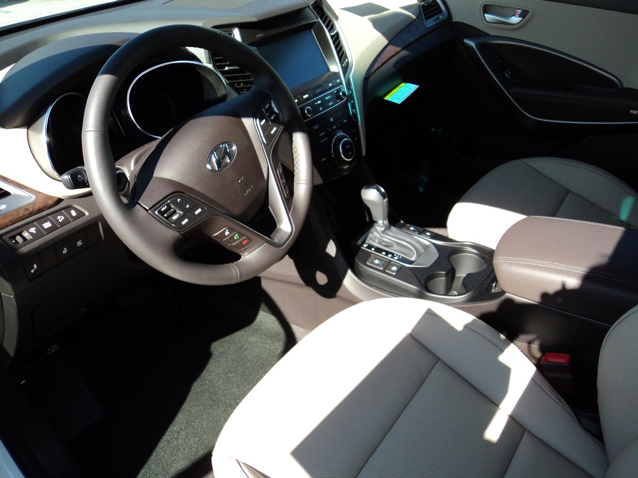 Dick Smith Hyundai >> NEW 2019 HYUNDAI SANTA FE XL LIMITED ULTIMATE VIN KM8SR4HFXKU309982 - Hyundai in Greenville ...