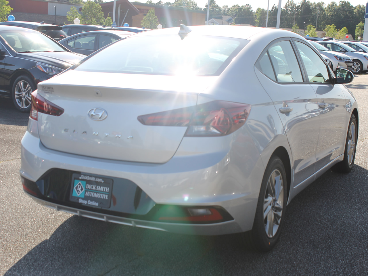 Vehicle Value By Vin >> New 2020 Hyundai Elantra Value Edition Vin 5npd84lf2lh499411