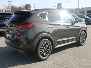 2020 Hyundai Tucson Ultimate AWD