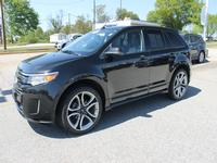 2: USED 2013 FORD EDGE SPORT
