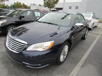 1: USED 2013 CHRYSLER 200 CONVERTIBLE LIMITED