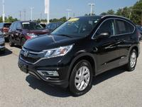 4: USED 2016 HONDA CR-V EX-L AWD