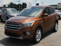 2017 FORD ESCAPE SE EcoBoost