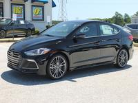 NEW 2018 HYUNDAI ELANTRA SPORT Dick Smith Hyundai Serving Greenville | Hyundai Greer | Hyundai Spartanburg | Hyundai Anderson | Hyundai Easley | Hyundai Simpsonville | Hyundai Greenwood | Hyundai Newberry | South Carolina | New Car | Service, Parts & Financing | Hyundai Asheville NC